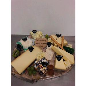 Plateau fromages pour anniversaire