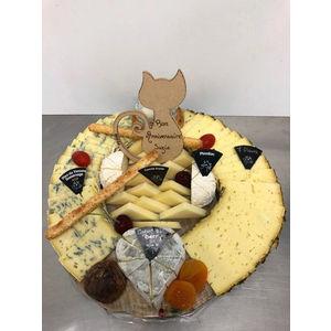 Plateau fromages pour anniversaires