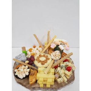 Plateau fromages pour apéritifs