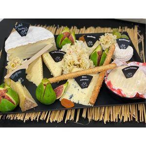 Plateau fromages classique