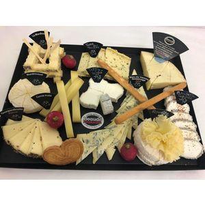Plateau repas tout fromage