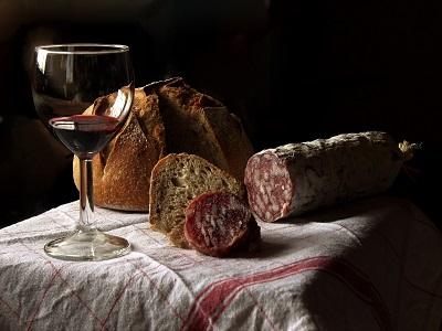 Plateaux de fromages pour l'apéro (Montferrat)