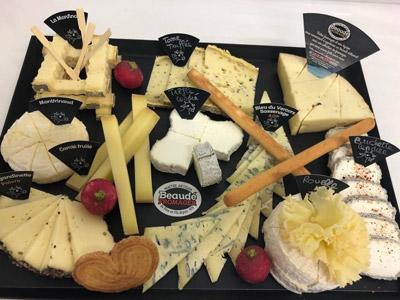Plateaux pour repas tout fromage !